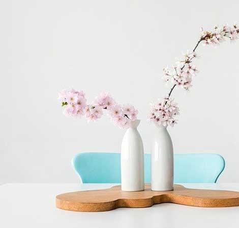 Flowers to Make the Home Blossom