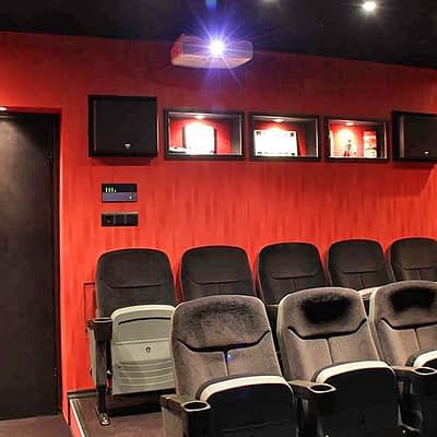 The Components of the Best Home Theater System